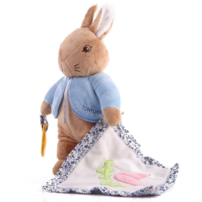 Cute Baby Rabbit Toy doll soft kawaii stuff christmas gift plush baby toy Toddler