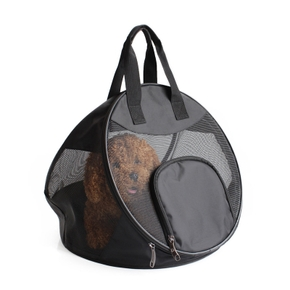 Portable Folding Breathable Tote Bag for Pets