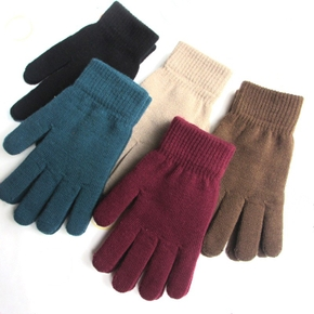 Winter Knitted Gloves High Quality Mitten
