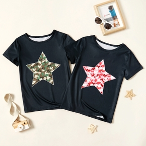 1 pc Kid Unisex Short-sleeve casual  T-shirt