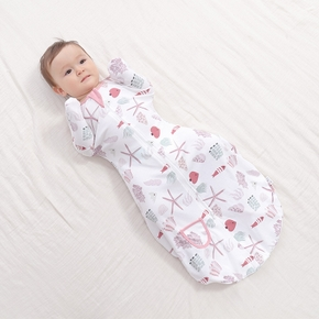 Baby Sleeping Bag Envelope Diaper Cocoon For Newborns Baby Carriage Sack Cotton Outfits Clothes Sleep Bags