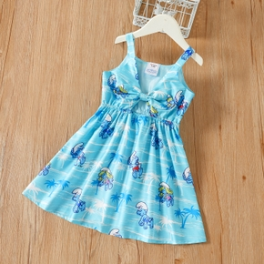 Smurfs Toddler Girl Bowknot Tank Dress