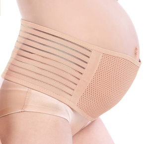 Mesh Breathable Belt Pregnancy Women Support Protection Belt