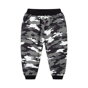 Camouflage Athleisure Pants for Toddlers / Kids