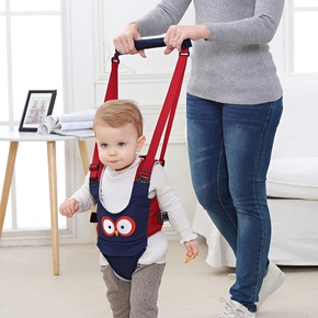 Four Seasons Breathable Basket-style Baby Toddler Belt Anti-fall Maternal and Child Supplies Baby Vest Learn to Walk