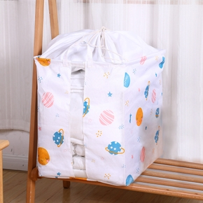 Clothing Storage Bags Foldable Oxford Cloth Organizer Home Blanket Comforter Clothes Quilt Organization Storage Bags
