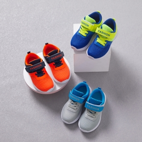 'Fashion' Letter Color Block Casual Running Shoes for Toddlers / Kids