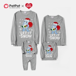 Care Bears Let It Snow Cotton Christmas Family Tees