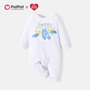 Care Bears Bedtime Cotton Baby One Piece