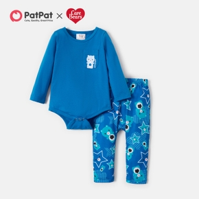 Care Bears Cotton Baby Romper and Pants 2-piece Set