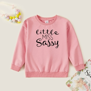 Kids Graphic Long-sleeve Pullover