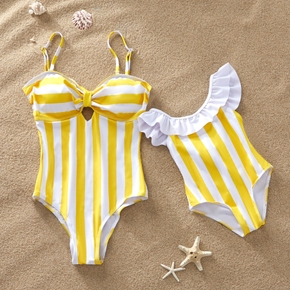 Yellow and Blue are Available Matching Swimsuits