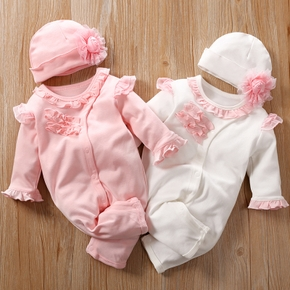 Baby Girl Sweet Jumpsuits