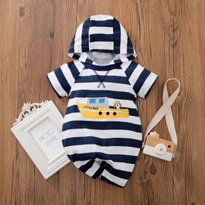 Baby Hooded Casual Animal&Dog Rompers & Bodysuits