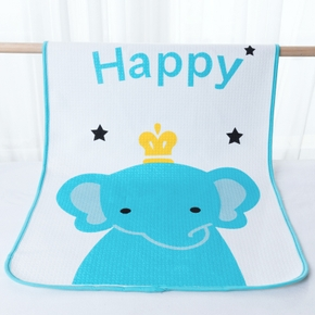 Cartoon Elephant Waterproof Washable Baby Changing Pad