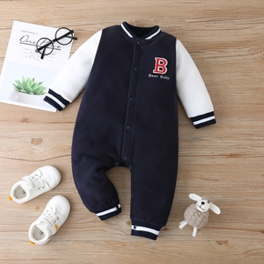 Baby Boy casual Letter Jumpsuits