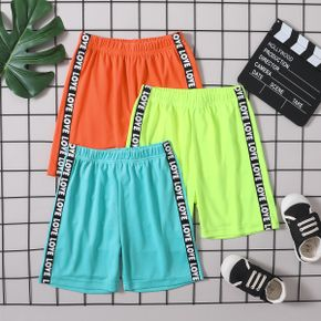 'Love' Letter Print Shorts for Toddlers / Kids