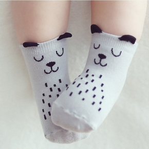 Baby / Toddler Cartoon Floor Socks