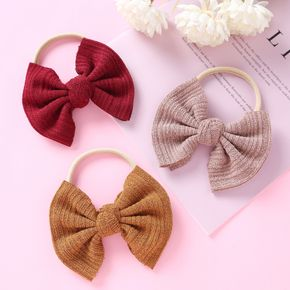 Knitted Bowknot Headband for Girl