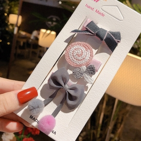 3-pack Cute Bowknot Hairbands for Girls