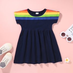 Baby / Toddler Striped Comfy Dress