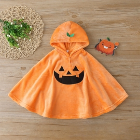 Toddler Girl/Boy Halloween Party Ghost Costume Hooded Cape Cloak Cosplay Clothes