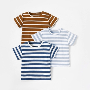 Baby / Toddler Boy Striped Casual Tee