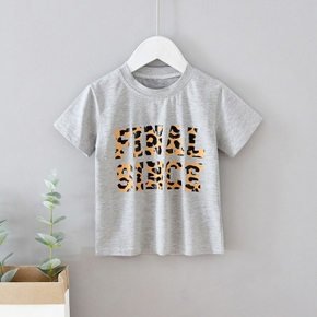 Baby / Toddler Letter Tee