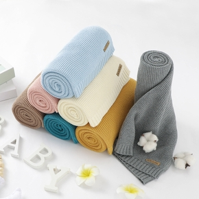 Knitted Cotton Baby Blanket Newborn Baby Stuff Swaddle Stroller Blanket Clothes Infant Wrap Quilt