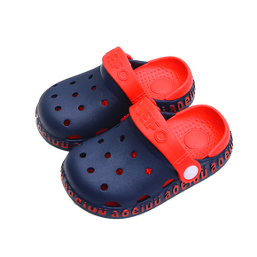 Toddler / Kids Breathable Letter Slippers