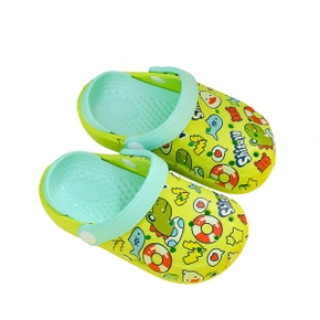 Toddler / Kids Breathable Cartoon Print Slippers