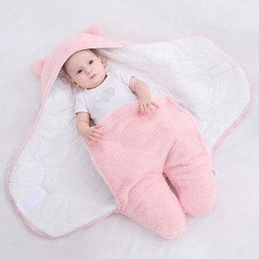 Baby Autumn And Winter Thicken Sleeping Bag