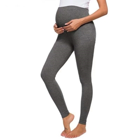 Maternity casual Plain leggings