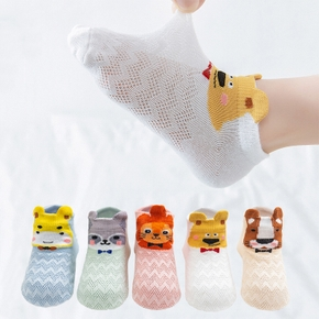 5-pack Baby / Toddler / Kid Animal Socks
