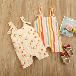 Baby Strappy Vacation Rompers & Bodysuits