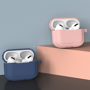 Airpods pro Earphone Silicone Protective Sleeve Storage Anti-lost Protection Accessories