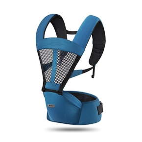 Baby Boys and Girls Pure Cotton Multifunctional 15 Kinds of Usage Waist Stool Four Seasons Applicable Breathable Carrier