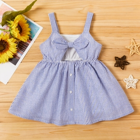 Baby / Toddler Strappy Striped Dress