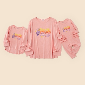 Care Bears My Feelings Mommy and Me Cotton Tees