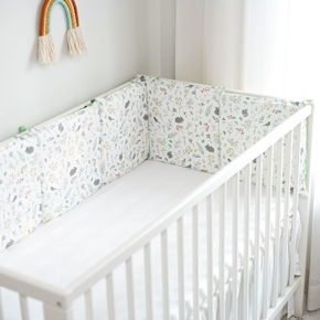 Baby Bumper Cushion Pillow Bumpers In The Crib Baby Bed Protection Tour