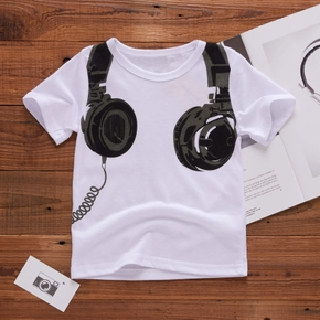 Baby / Toddler Earphone Tee