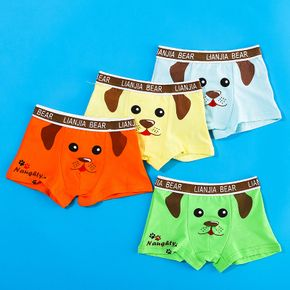 4- Pack Baby / Toddler Boy Dog Underwear Set