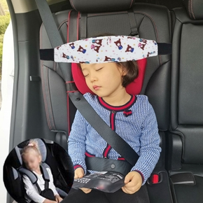 Car Safety Seat Cushion Support Sleep Baby Head sleeping Support Pram Stroller for Any Car-Styling Fastening Belt Tools Adjust