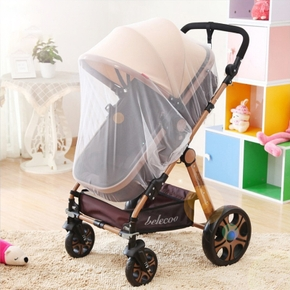 Baby Carriage Mosquito Net Full Cover Universal Baby Stroller Increase Encryption Umbrella Cart Trolley Anti-mosquito Net