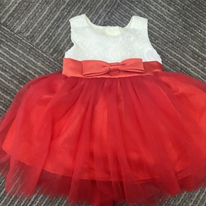 1pc Baby Girl Sleeveless elegant Costumes & Formal Dresses & Tuxedos
