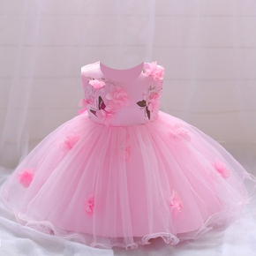 Baby Girl Sweet Costumes Formal Dresses Tuxedos Tutu dress Princess Baby Clothes
