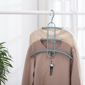 1 Pc Layered Magic Clothes Hanger