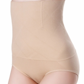 Seamless Postpartum High Waist Underwear