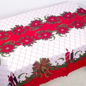 Christmas Printed Table Cloth
