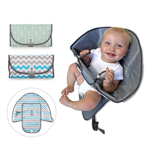Multifunctional Waterproof Portable Infant Baby Foldable Urine Mat Nappy Bag Diaper Changing Cover Pad Outdoor